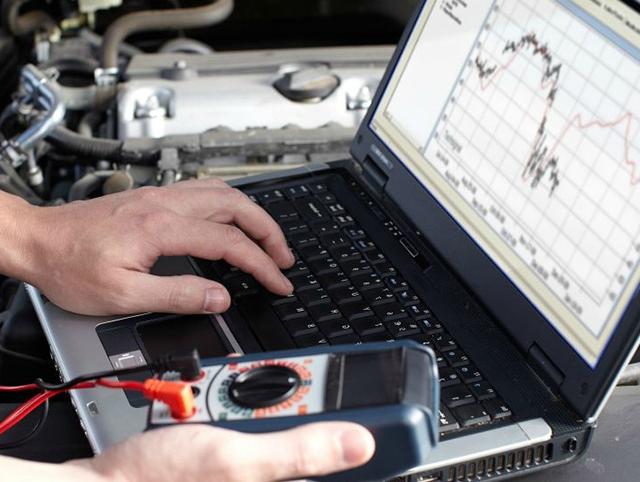 Diagnosi auto computerizzata | Panizzolo Peugeot Service